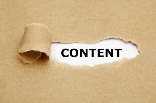 Content image