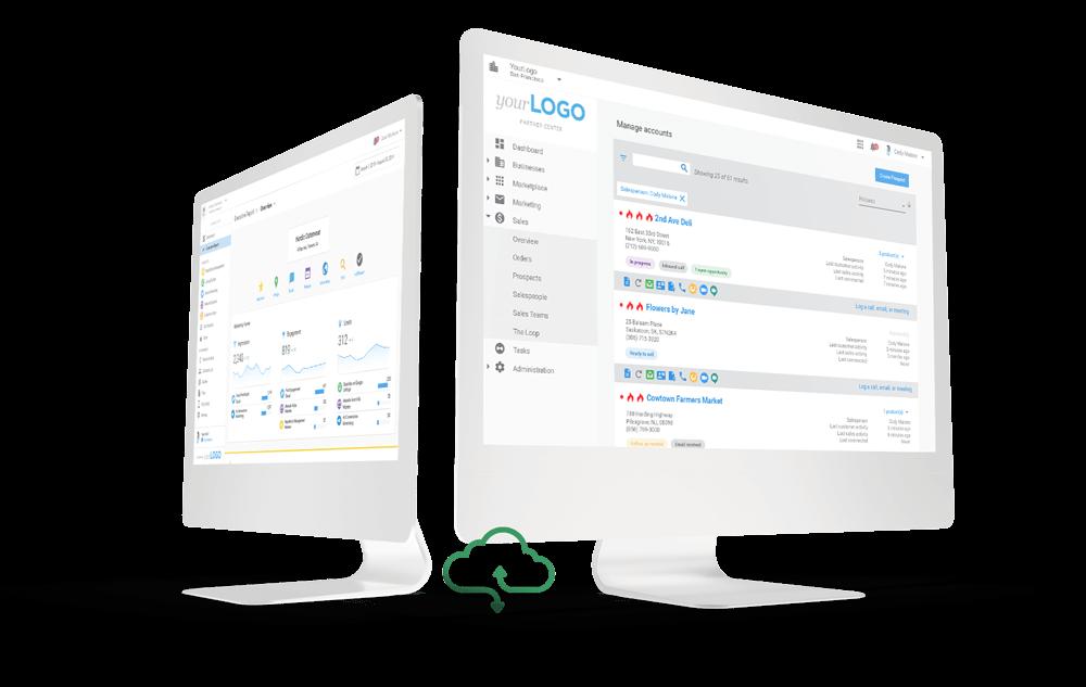 White-label Enterprise Platform