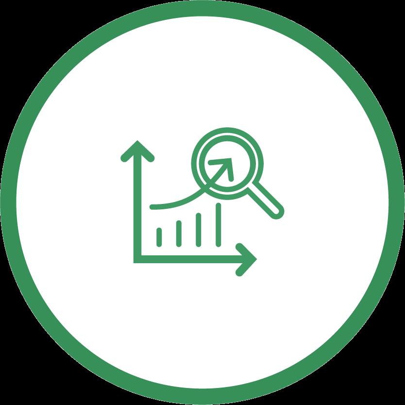 icon for enterprise data and analytics