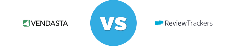 Vendasta vs ReviewTrackers banner