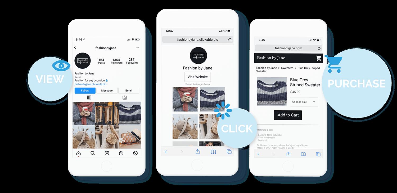 clickable-bio-follows-customers