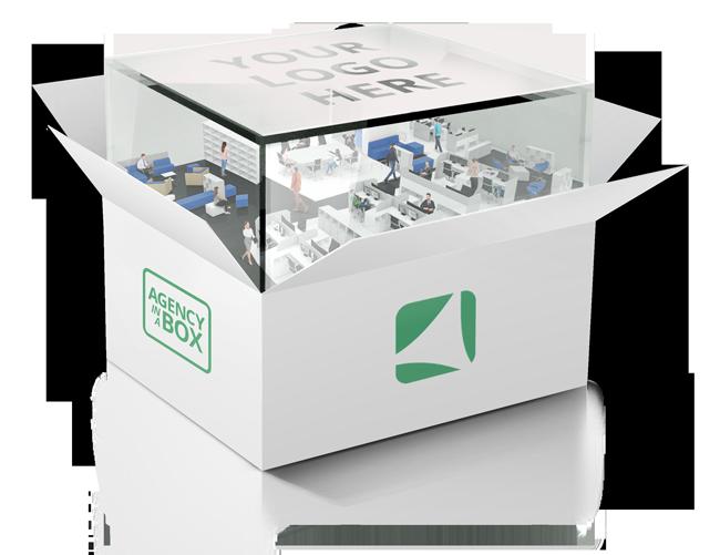 Vendasta agency in a box